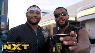 "Street Profits debut their new show, ""Street Talk"": NXT Exclusive, Dec. 6, 2017"