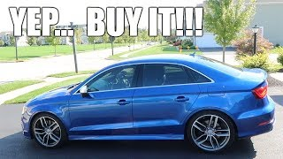 Audi S3 Sedan 2015 Videos