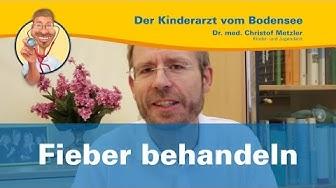 Fieber behandeln - Der Kinderarzt vom Bodensee [Fieber Special 2/3]