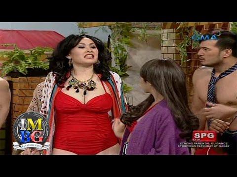 Bubble Gang: Bust-tusan na sa Pool Señorita