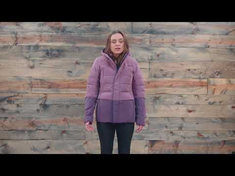 609d3ceb2 2018 The North Face Heavenly Down Ski Jacket - Review - TheHouse.com ...
