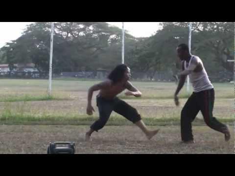 12-23-2012 Abibifahodie Capoeira Accra Ghana End of Class Roda