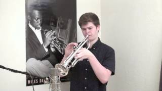 This is aiden thieme's successful lead & jazz trumpet audition for the 2017 grammy camp - session. contact info thieme is:email: aiden.thieme...