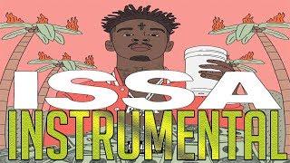 21 Savage - 7 Min Freestyle (Instrumental) [Prod by. KaSaunJ]