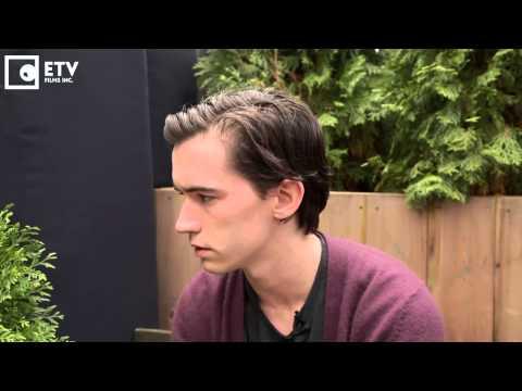 Liam Aiken Ned Rifle TIFF 2014 interview
