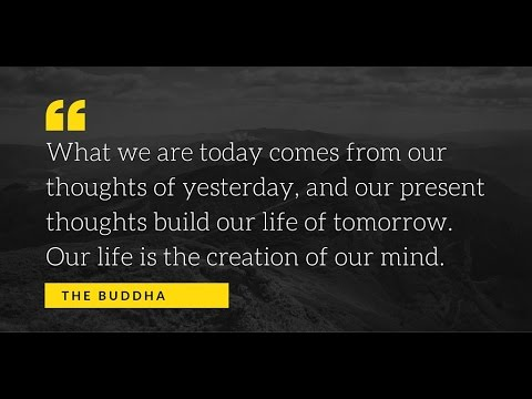 Buddha Quotes On Life And Love YouTube Beauteous Buddha Thoughts About Love