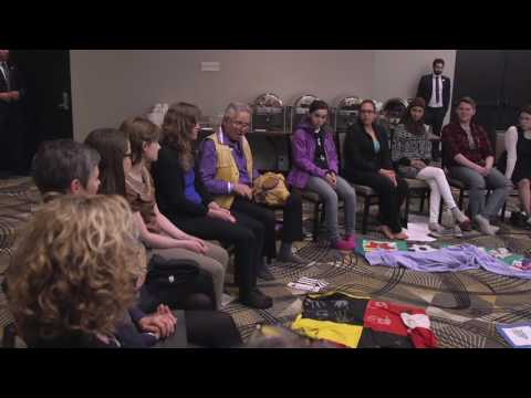 Highlights from the PM Youth Council meetings on reconciliation with Indigenous Peoples
