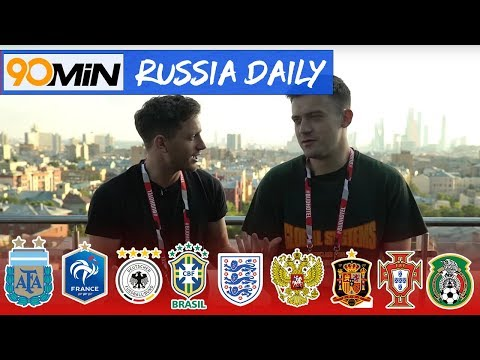 Spain sack Lopetegui | Who are the best fans in Russia so far? | 90min Russia Daily