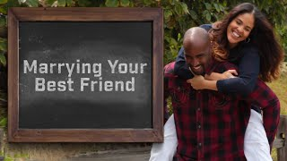 I MARRIED MY BEST FRIEND! | Partner Playbook