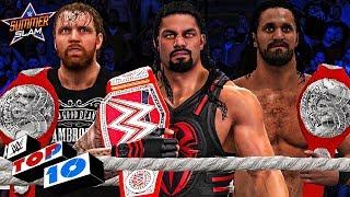 Top 10 Predictions For WWE SummerSlam 2017 ( WWE 2K17 )