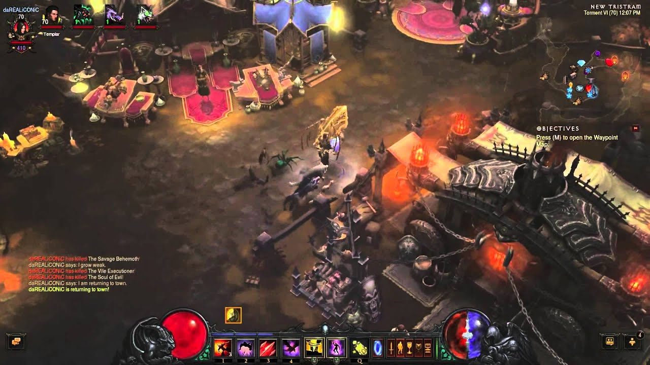 hd 2 1 hellfire amulet ubers guide diablo 3 reaper of souls rh youtube com D3 Visualization Diablo 3