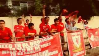 Bigreds Cianjur - Redmen Anthem