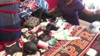 The Panty Bandit Vlogmas Day 19   Black Family Vlogs