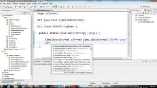 Java GG/AA/yyyy formatında tarih görüntülemek için nasıl?