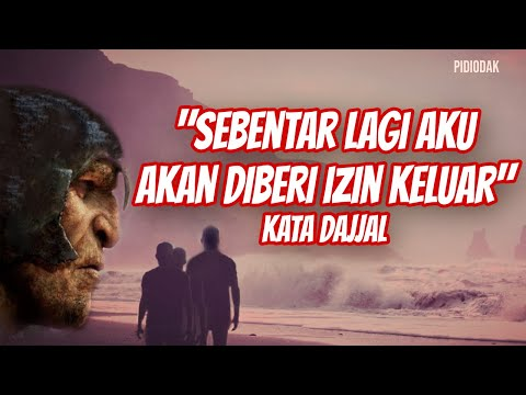 DIALOG Sahabat Tamim Addari Dengan DAJJAL Di Sebuah Pulau (Sahih Muslim No. 5235)
