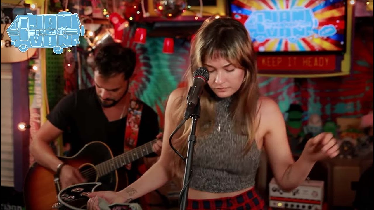 """Download LAUREN RUTH WARD - """"Did I Offend You?"""" (Live at JITV HQ in Los Angeles, CA) #JAMINTHEVAN"""