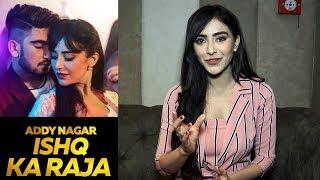 Ishq Ka Raja Song Actress Angela Krislinzki Interview