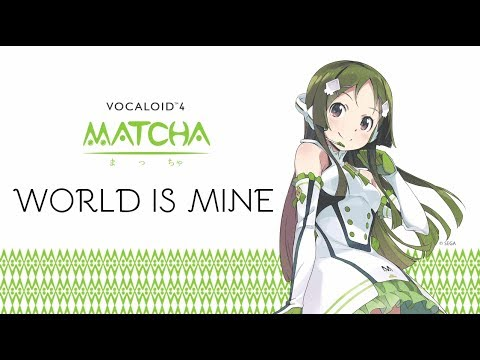 【Matcha】 World Is Mine 【Vocaloid Cover】