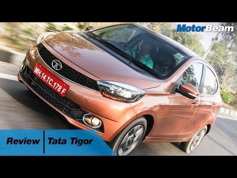 Tata Tigor Review | MotorBeam