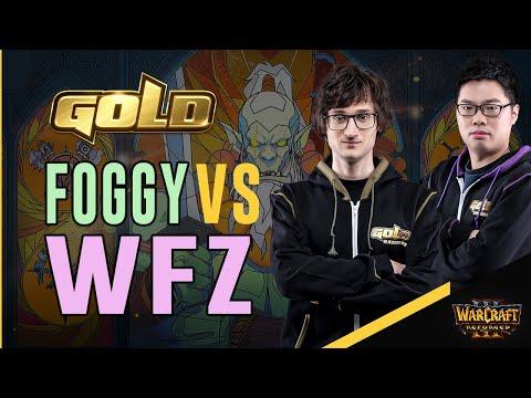 WC3R - WGL SUMMER - Ro16 WB SF: [NE] Foggy  vs. WFZ [UD] (Group D)