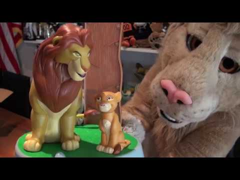 Kitwana's Toys #3: 1998 The Lion King 2 Electronic Talking Coin Bank by Thinkway Toys Review