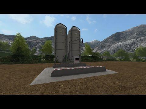 Tech Farm Farm Silo System GE import