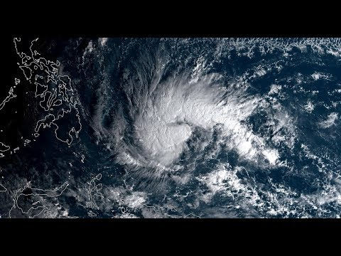 [Philippines] Tropical Storm 02W Update - 8am PHT February 11, 2018