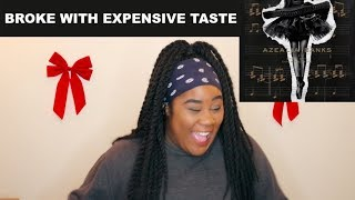 Azealia Banks - Broke With Expensive Taste Album |reaction|