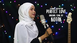 Kotak - Perfect Love ( Cover By Ghina Agustin )