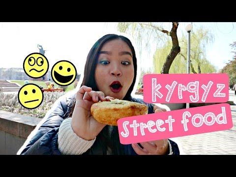 Kyrgyz Street Food (Ep6) | Pinay In Kyrgyzstan