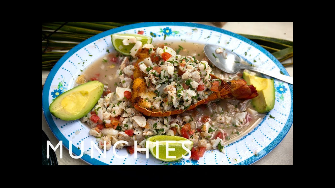 The Art Of Mayan Cuisine In The Yucatán Cook It Raw (part