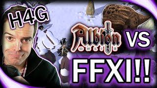 FFXI vs Albion Online! - Bringing Back Difficulty in MMOs