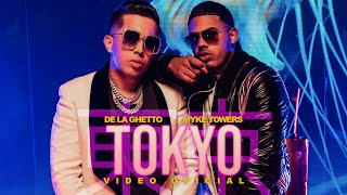 De La Ghetto, Myke Towers -TOKYO (Official Video)