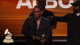 Download Kendrick Lamar | Best Rap Album | 58th GRAMMYs Mp3 and Videos