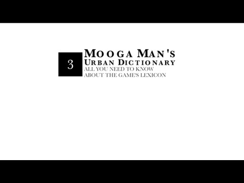 Mooga Man's Urban Dictionary -