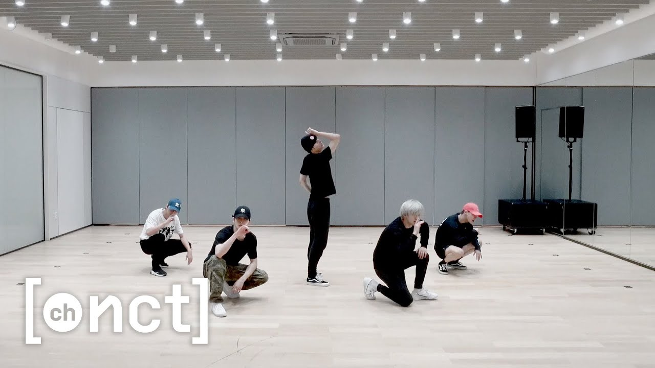 NCT U 엔시티 유 'Kick & Ride' Dance Practice