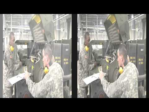 91J Quartermaster And Chemical Equipment Repairer