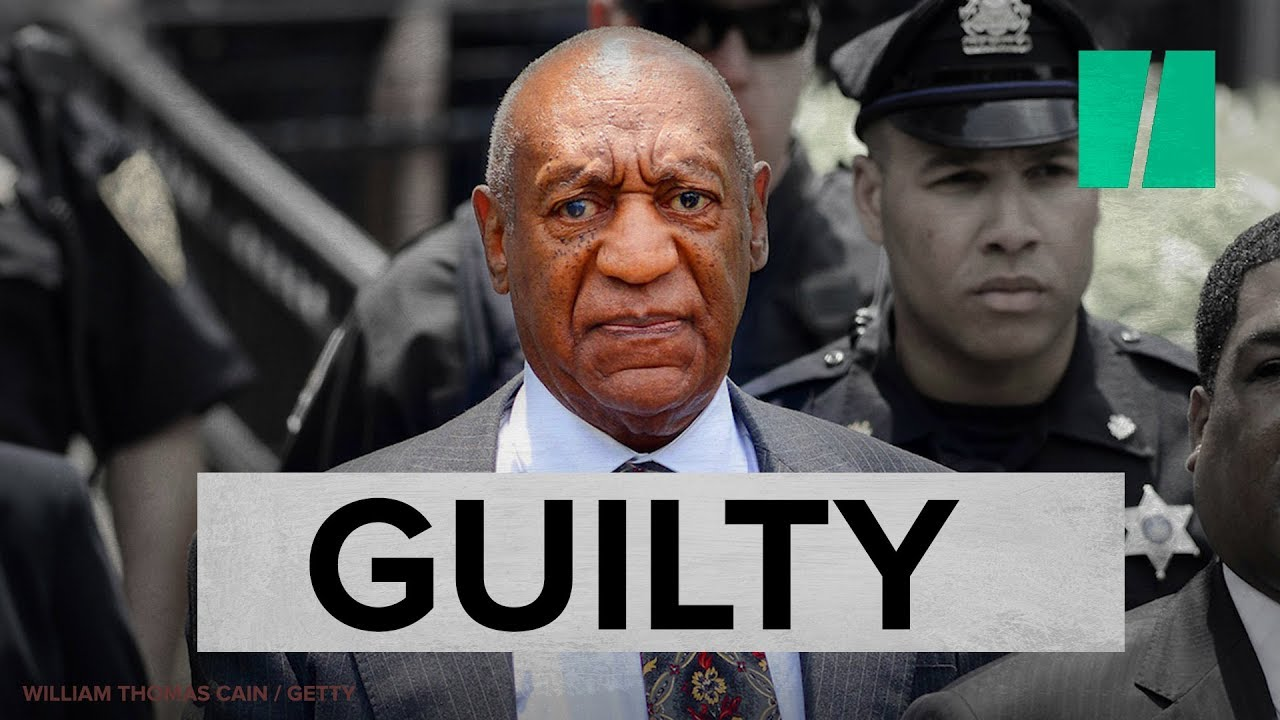 Bill Cosby, the famous comedian, has been found guilty of sexual assault.   I guess he's not laughing and making jokes now.