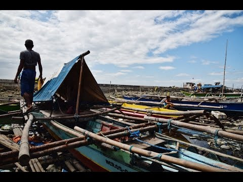 On the brink: Manila's battle to avoid climate catastrophe