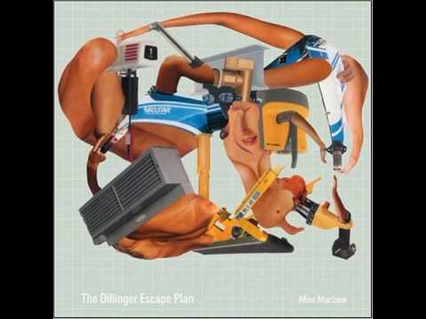 The Dillinger Escape Plan - Setting Fire To Sleeping Giants (Drums Only)