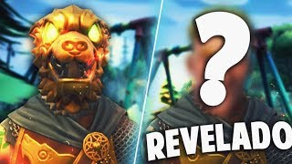 THE SECRET FACE OF THE WAR DOG ? FORTNITE BATTLE ROYALE CURIOSITIES #6