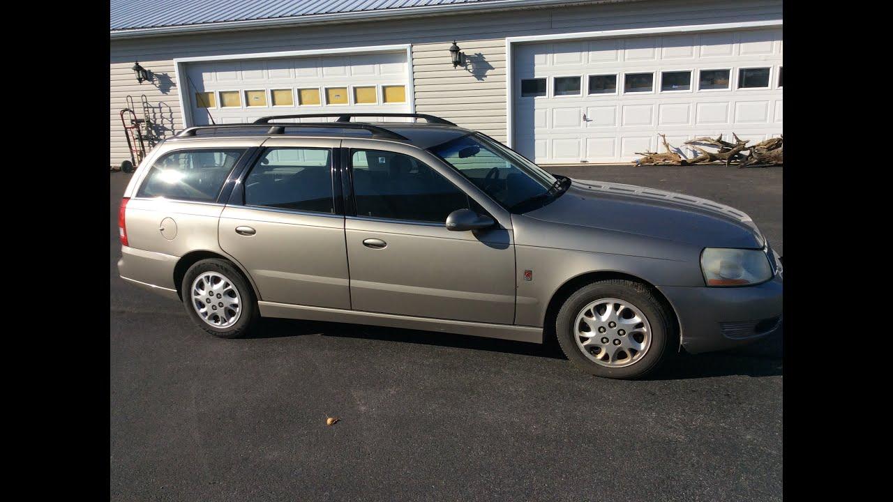 2003 saturn l200w wagon for sale
