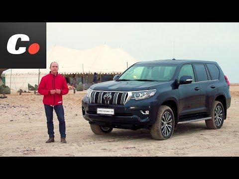 Toyota Land Cruiser 2019 (Toyota Prado) | Primera Prueba / Test / Review En Español | Coches.net