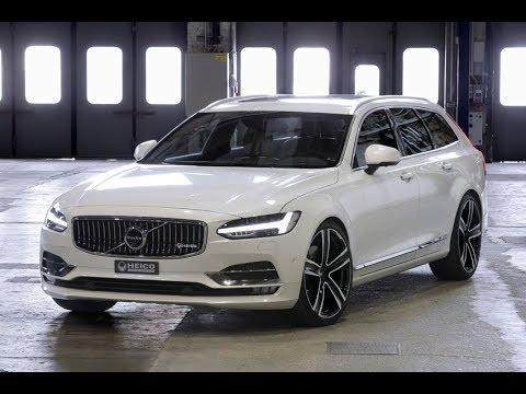 New Volvo Xc90 >> HEICO SPORTIV - Hear it. Drive it. Love it. The new Volvo ...