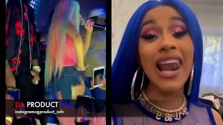 Cardi B Goes Off After Doctor Tell Her She's Infected & Lost 5.2 Million & K Goddess..DA PRODUCT DVD