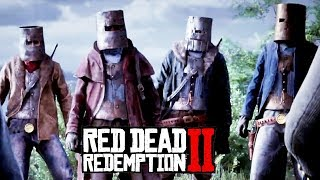 RED DEAD REDEMPTION 2 ONLINE All Cutscenes (Xbox One X) Game Movie 1080p HD