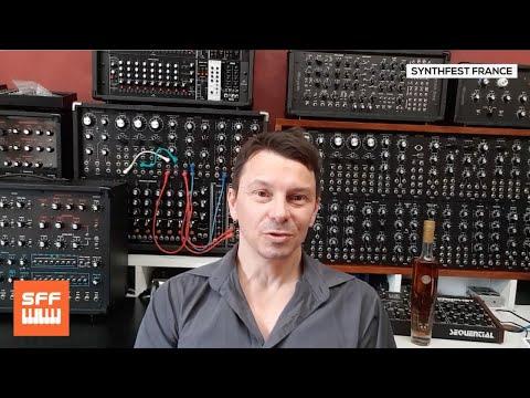 Démonsrtration NRSynth Big Ancestor / Ancestor / Retro-one | SynthFest 2021