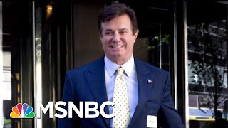 Chuck Rosenberg: 'Highly Likely' Jury Will Convict Paul Manafort | MTP Daily | MSNBC