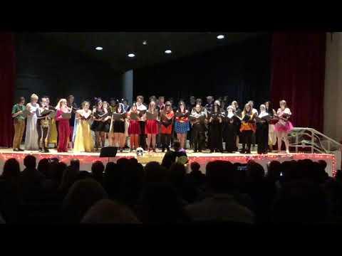 Salmo 150- Narragansett High School Chorus
