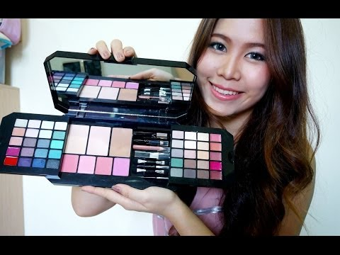 Review : พาเลทGive Me Glam Makeup Kit by Victoria's Secret